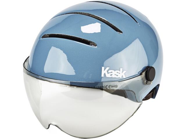 d5d7558e9c4 Kask Lifestyle Cykelhjälm inkl. Visir zucchero petrol - till ...